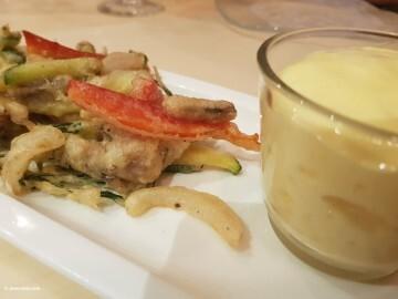 Restaurante La Sequieta nos presenta un menú para comer con las manos (110)