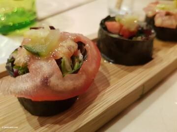 Restaurante La Sequieta nos presenta un menú para comer con las manos (33)