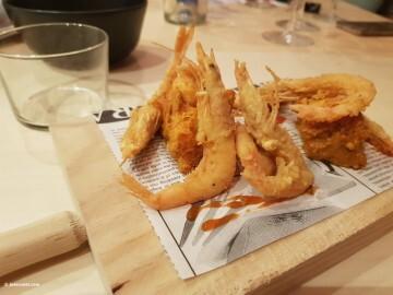 Restaurante La Sequieta nos presenta un menú para comer con las manos (57)