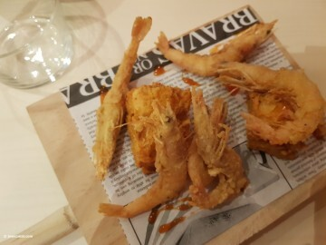 Restaurante La Sequieta nos presenta un menú para comer con las manos (59)