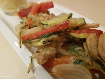 Restaurante La Sequieta nos presenta un menú para comer con las manos (98)