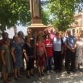 Ribó se reúne con el vecindario de Cases de Bárcena.