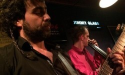 Ricardo Valverde Quartet en Jimmy Glass
