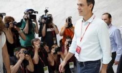 Sánchez cierra el Congreso Federal del PSOE con una nueva dirección y sin el peso de los 'barones'.