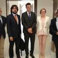 Salvador reclama al Ministerio una 'nueva forma de gestión del Corredor Mediterráneo más efectiva y coordinada donde las regiones tengan voz'.
