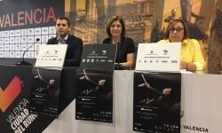 Se celebra en València el Campeonato de España de Gimnasia Rítmica Individual y por equipos autonómicos en categoría femenina.