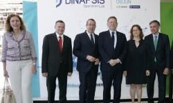 Suez e Hidraqua inauguran en Benidorm Dinapsis, el primer centro de innovación vinculado a la gestión sostenible del agua y el territorio.