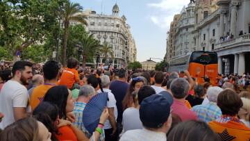 Valencia Basket celebró con su afición el primer título de la Liga Endesa (11)