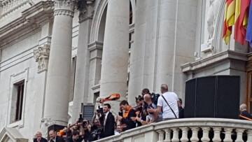 Valencia Basket celebró con su afición el primer título de la Liga Endesa (29)