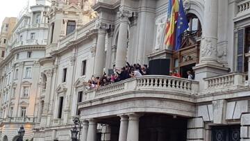 Valencia Basket celebró con su afición el primer título de la Liga Endesa (43)