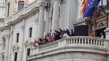 Valencia Basket celebró con su afición el primer título de la Liga Endesa (44)