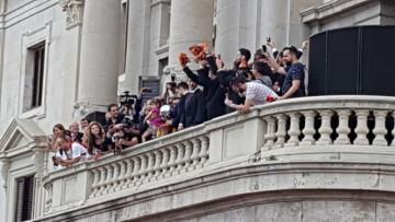 Valencia Basket celebró con su afición el primer título de la Liga Endesa (54)