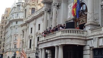 Valencia Basket celebró con su afición el primer título de la Liga Endesa (56)