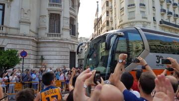 Valencia Basket celebró con su afición el primer título de la Liga Endesa (7)
