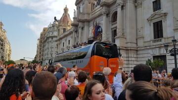 Valencia Basket celebró con su afición el primer título de la Liga Endesa (8)