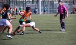 Valencia, una de las tres sedes de la Iª Copa de la Reina de Rugby.