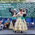 Vallés recibe el mes de julio con la Trobada de Folklore.