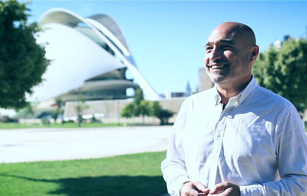 Xavier Rius, diputat de Cultura