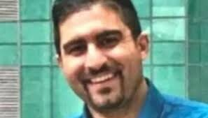 Este es Ali Kurani, según informó la cadena estadounidense NBC