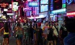 walking-street-red-light-district-pattaya-thailand-march-many-restaurants-go-go-bars-brothels-draws-people-41841075