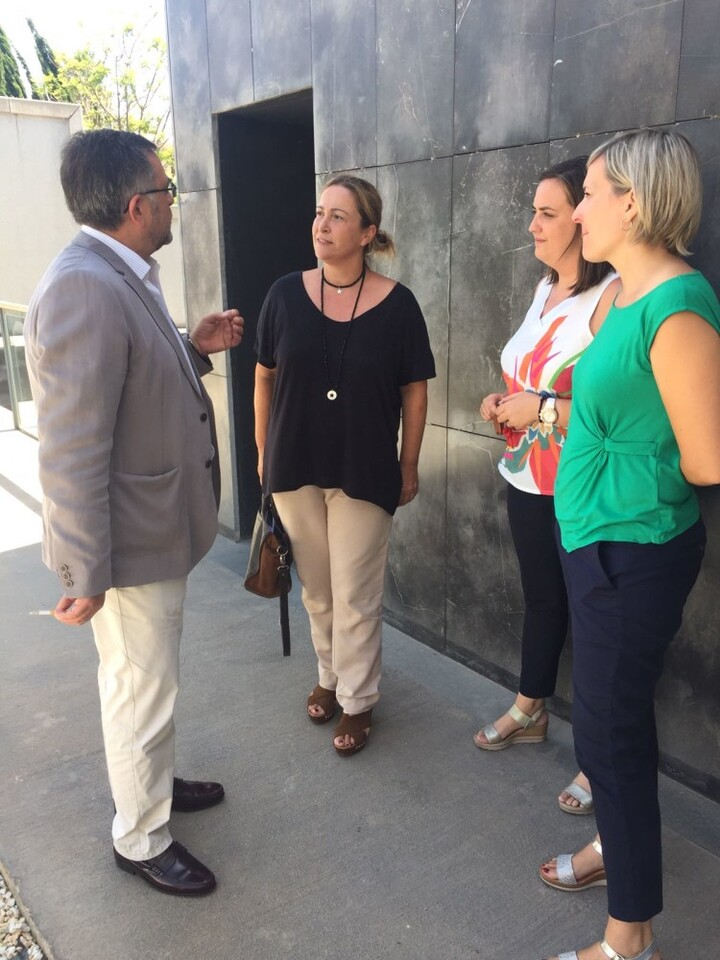 072617 GPP LBernal visita Tanatorio Municipal