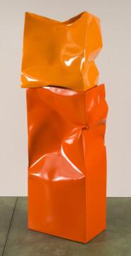 1 Ángela de la Cruz. Orange