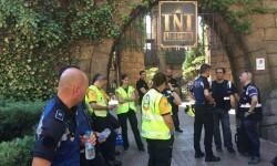 Al menos 33 heridos leves en una montaña rusa del Parque de Atracciones de Madrid