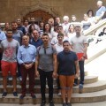 Bartolomé Nofuentes con postgraduados del área de medio ambiente del programa de Gestión del Talento.