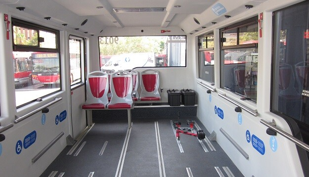 Bus adaptado.