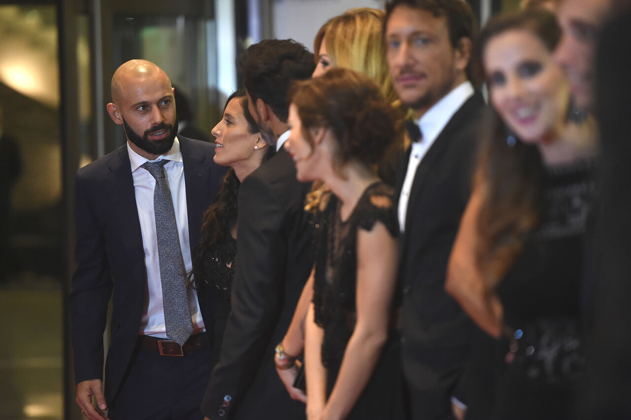 FBL-ARGENTINA-MESSI-WEDDING