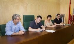 Catarroja y Egevasa firman un convenio para garantizar agua potable a las familias en situación de vulnerabilidad.