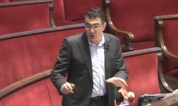 Ciudadanos califica como lamentable la gestión de Grezzi en la EMT y exige un mejor servicio. Narciso Estellés.
