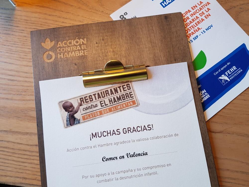 Comer en Valencia recibe el reconocimiento de Acción contra el hambre (23)