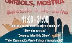 Comerciantes de Orriols y Ayuntamiento se unen y celebrarán una fiesta durante todo el sábado en el barrio.