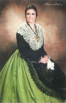 Dama Natalia Palacios Bernad
