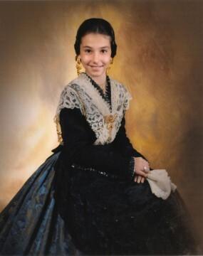 Dama infantil Alejandra Gallén Montañés