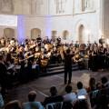 Concierto de clausura de Early Music Morella, Academia y Festival Internacional de Música Medieval y Renacentista 2016 en el convent Sant Francesc de Morella. Autor: © Carlos Ripollés