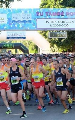 El 10K Godella Nicoboco.