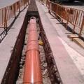 El Ayuntamiento de Massafassar y Global OmniumAguas de Valencia modernizan la red de alcantarillado.