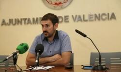 El Ayuntamiento de València aprueba el incremento de retribuciones de personal municipal en 1 por ciento. (Sergi Campillo).