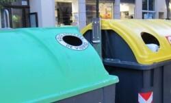 El Ayuntamiento instalará 340 nuevos contenedores de recogida selectiva de plásticos y papel y cartón.
