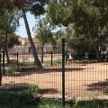 El Ayuntamiento repara la fuente ornamental del parque de Camales de Benimàmet.