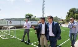 El Camp de Túria recibe más de 15 millones de euros de la Diputación en la primera parte de la legislatura.