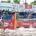 El Madison Beach Volley aterriza en Valencia.