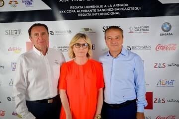 El XIX Trofeo SM La Reina une deporte, empresa y sociedad (12)