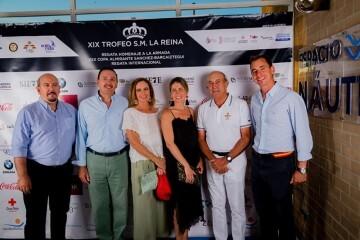 El XIX Trofeo SM La Reina une deporte, empresa y sociedad (14)