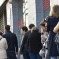 El número de desempleados bajó en 340.700 en el segundo trimestre de 2017. (Paro).