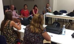 El proyecto 'Barris per l'Ocupació' se consolida con 8 centros locales de empleo en la ciudad,