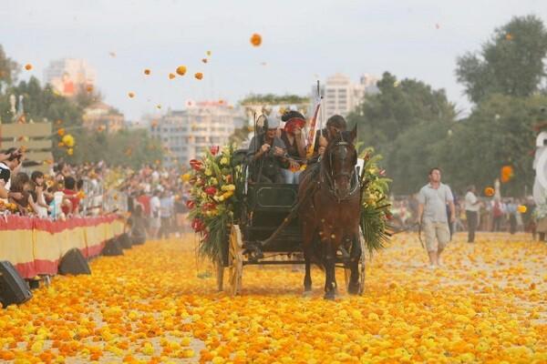 Este jueves comenzará la venta online de los palcos para la Batalla de Flores del día 30.