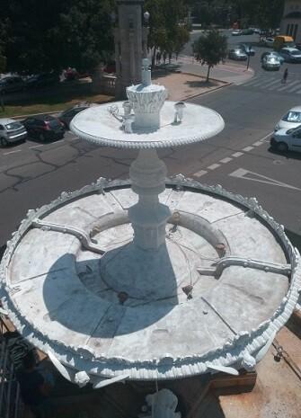 Fuente de la Alameda.